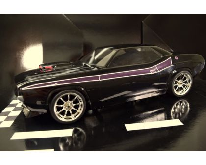 TeamC 1:10 US Classic Body No.1