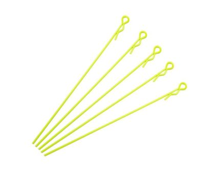 ARROWMAX extra long body clip 1/10 - fluorescent yellow