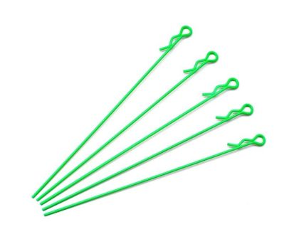 ARROWMAX extra long body clip 1/10 - fluorescent green