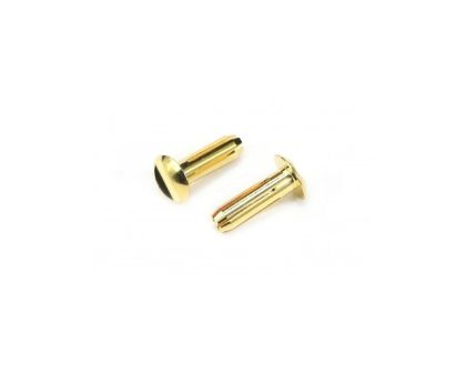 ARROWMAX Low Profile 4mm connector 24K