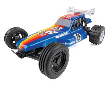 Team Associated RC28 Jammin Jay Halsey Replica