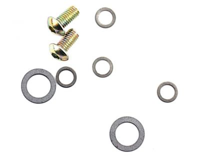 Team Associated Clutch Shims and Screws