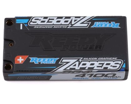 Reedy Zappers SG4 HV LiPo 4100mAh 85C 7.6V LP Shorty