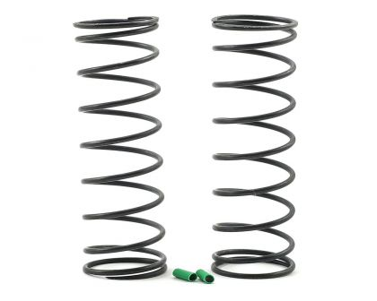 Team Associated Front Springs V2 green 4.9 lb/in L70 9.5T 1.6D