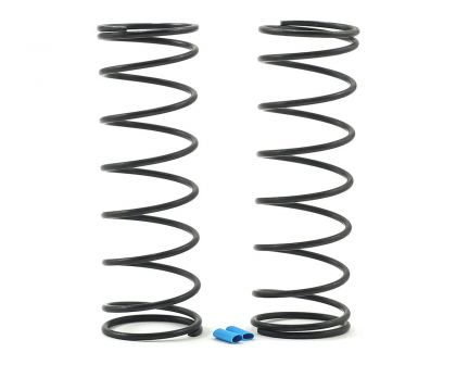 Team Associated Front Springs V2 blue 5.5 lb/in L70 8.75T 1.6D in B3 kit