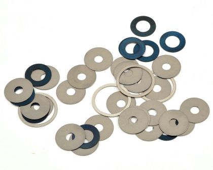 Team Associated 1:8 Scale Diff Shim Kit