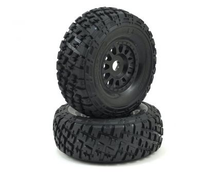 Team Associated Nomad Wheels/Tires mounted