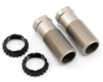 Team Associated FT 13 mm Shock Bodies 30 mm hard threaded