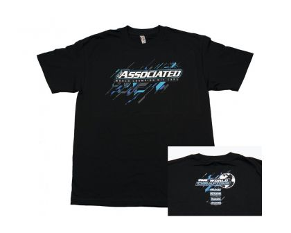 Team Associated 2017 Worlds Tee black small