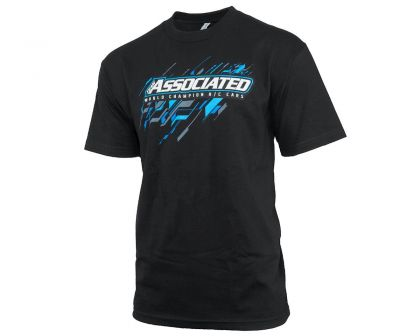 Team Associated 2017 Worlds Tee black 2XL