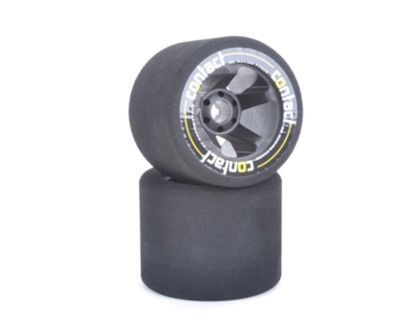 Contact Tyres Nitro 1:8 auf 5 Speichenfelge 35 69mm hinten Controlled-Tire