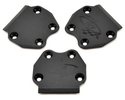 DE Racing XD Rear Skid Plates Tekno RC EB48 SCT410