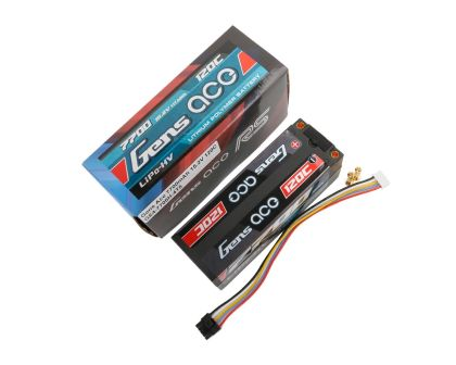Gens Ace Pack LiPo HV 4S 15.2V 7700 120C 5mm
