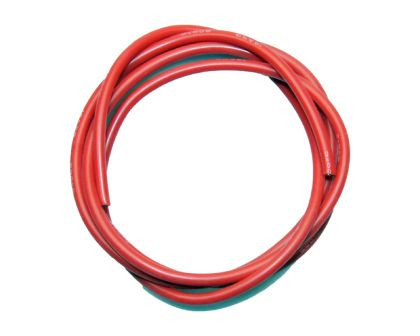 H-SPEED flexibles Silikonkabel 14AWG 1m rot