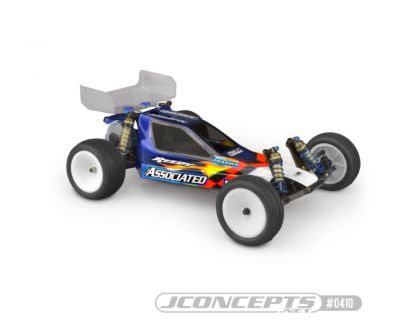 JConcepts Team Associated RC10B3 authentic Karosserie