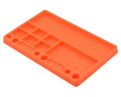 JConcepts parts tray rubber material orange