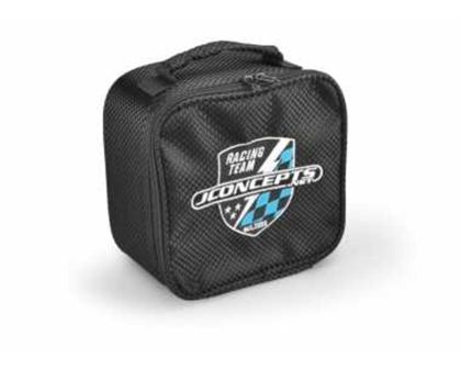 JConcepts Finish Line Shock Oil Bag with Foam Inner Divider