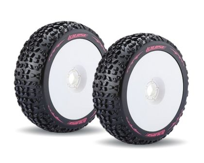 Louise RC Fertig Verklebt CR-GRIFFIN 1:10 Crawler Reifen