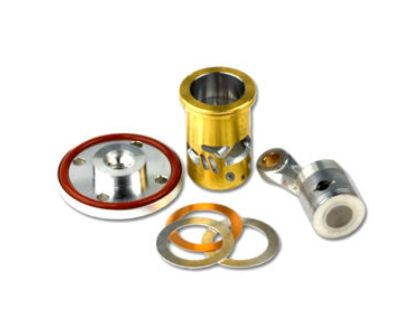 Novarossi Complete Couplings 3.5cc Off Road 7Ports Extra Long Str