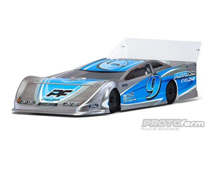 PROTOform Cyclone 10.0 Karosserie Dirt Oval