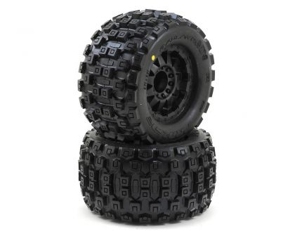 ProLine Badlands MX38 3.8 auf F11 1/2 Offset Felge