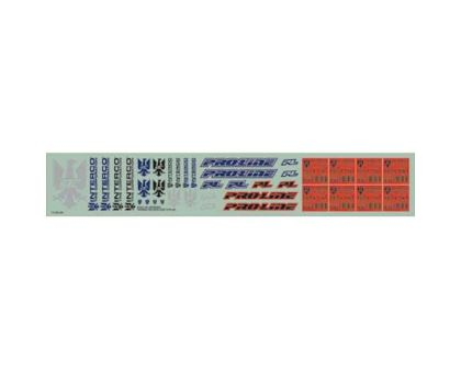 ProLine Interco Bogger Scale Decals