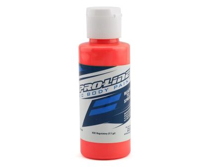 ProLine RC Body Paint Fluorescent Rot