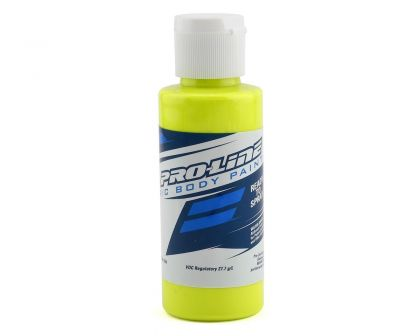 ProLine RC Body Paint Fluorescent Gelb