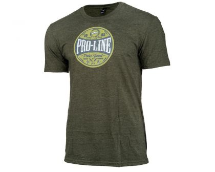 ProLine Hot Rod Green T-Shirt L