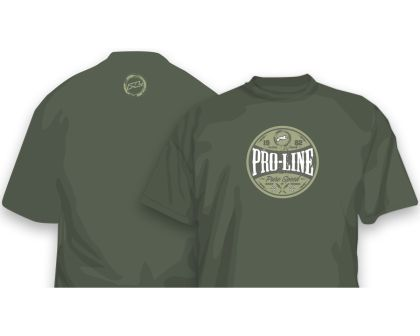 ProLine Hot Rod Green T-Shirt XXXL