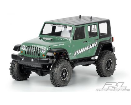ProLine Jeep Wrangler Unlimited Karosserie