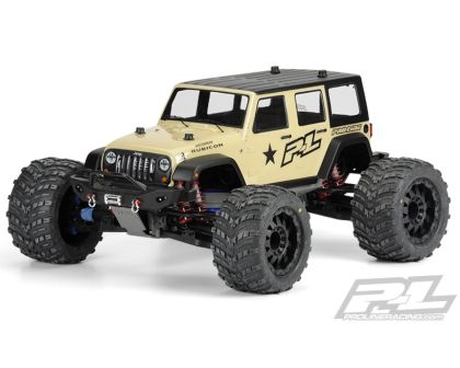 ProLine Jeep Wrangler Unlimited Rubicon Karosserie