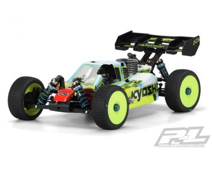 ProLine Pre-Cut Phantom Karo für Kyosho MP9 TKI3