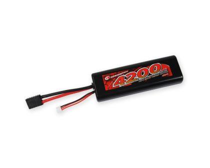 Robitronic LiPo 7,4V 4200mAh 40C 2S Stick Pack TRX Stecker