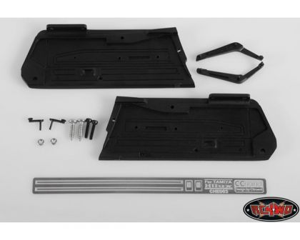 RC4WD Interior Door Panels for Hilux Bruiser and Mojave