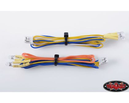 RC4WD 3MM Yellow LED Set Pair