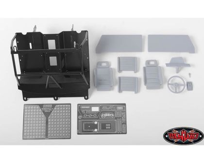 RC4WD Interior Package for Mojave Body and Axial SCX10