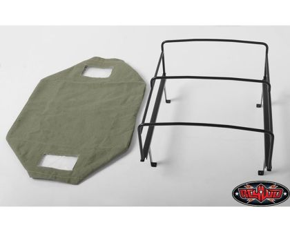 RC4WD Bed Soft Top Cage for Land Cruiser LC70 Green