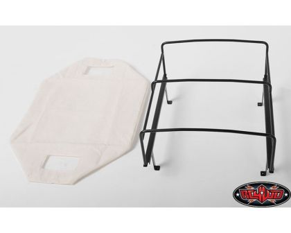 RC4WD Bed Soft Top Cage for Land Cruiser LC70 White
