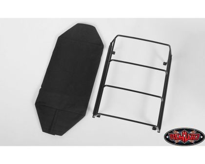 RC4WD Bed Soft Top Cage for RC4WD Mojave II Two Door Black