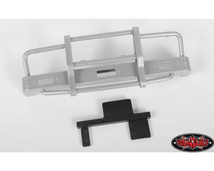 RC4WD Kangaroo Front Bumper for Mojave II 2/4 Door Body Set Silver