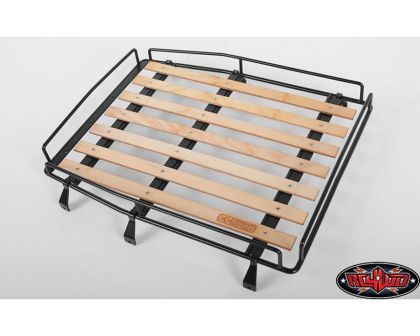 RC4WD Wood Roof Rack for RC4WD Cruiser Body