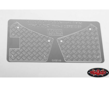 RC4WD Diamond Plate Rear Fender Quarters for Traxxas TRX-4