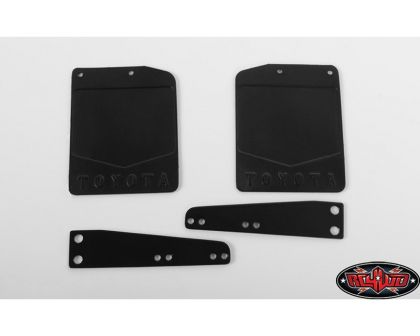 RC4WD Rear Mud Flaps for G2 Cruiser