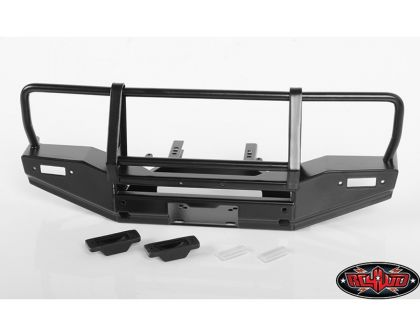 RC4WD Metal Front Winch Bumper for Traxxas TRX-4 Land Rover Defend