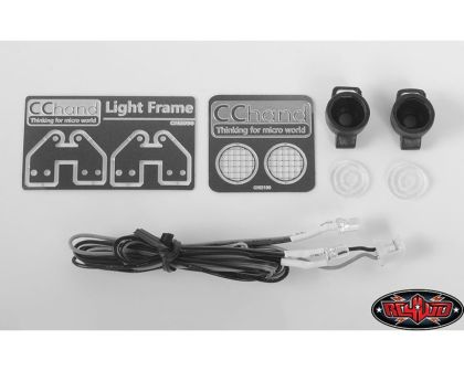 RC4WD 1/10-1/14 Work Lights LED