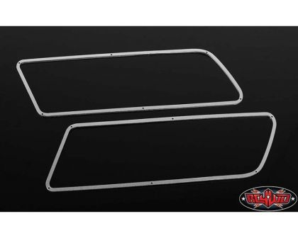 RC4WD Aluminum Rear Side Window Trim for Traxxas TRX-4 79 Bronco