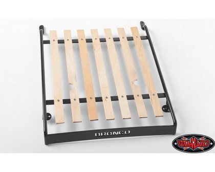 RC4WD Wooden Roof Rack for Traxxas TRX-4 79 Bronco Ranger XLT