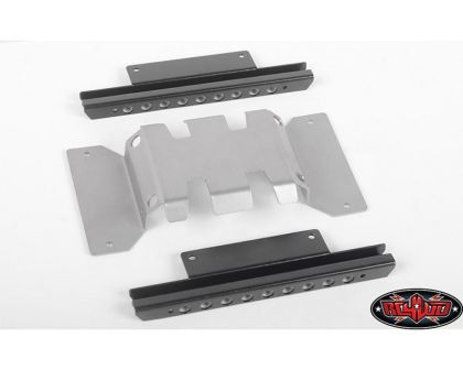 RC4WD Rough Stuff Skid Plate Sliders for MST 1/10 CMX