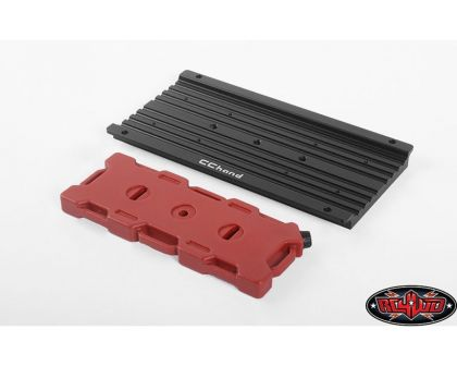 RC4WD Overland Equipment Panel Portable Fuel Cell for Traxxas TRX-4